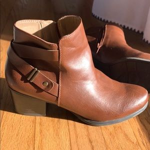Soul Naturalizer Calm Ankle Boots